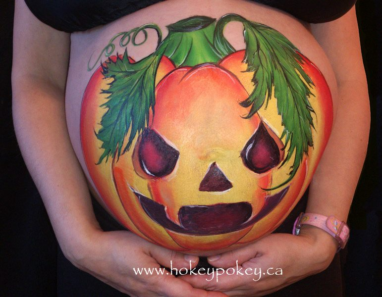 Index of images bellypainting for Maternity belly painting
